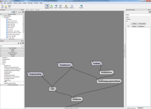 Figure 2: The SAHM canvas with data input and pre-processing tools highlighted.