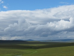 Tundra view south of Toolik, AK 2013